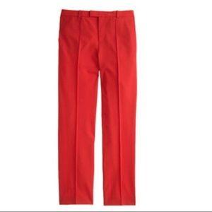 J.Crew Tollegno 1900 Crop Pants